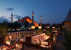 A'YA Lounge - Four Seasons Hotel Istanbul at Sultanahmet Istanbul, Turkey