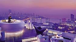 AER Lounge – Four Seasons Hotel Mumbai Mumbai, India