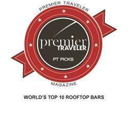 PT Picks: WORLD'S TOP TEN ROOFTOP BARS