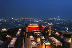 Sky Bar – Lebua  Bangkok, Thailand