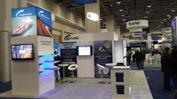 EMC Booth # 8064 at SATELLITE 2015