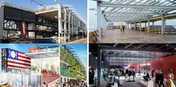 The USA Pavilion at this year's World's Fair, Expo Milano 2015, has an all-glass roof using Research Frontiers' SPD-SmartGlass technology.