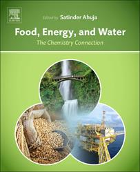 food, energy, water, Elsevier, Chemistry, fracking, sustainability, food production