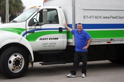 W. Whit Robinson, Owner - Fleet Clean Central Florida