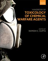 chemical warfare, chemical warfare agents, toxicology, Elsevier, Ramesh Gupta
