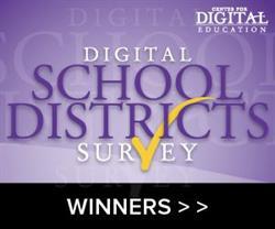 Digital School Districts Survey Winners