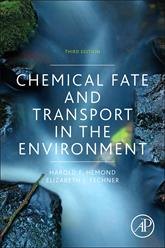 environment, chemical fate, chemical partitioning, soil, groundwater, air, Elsevier, Texty award
