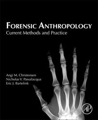 forensics, forensic anthropology, TAA, Elsevier
