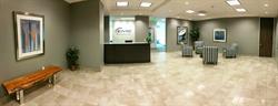 EMC Houston Lobby