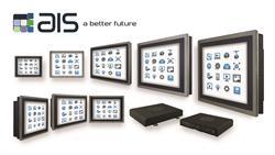 3D Visualization HMI Touch Panels