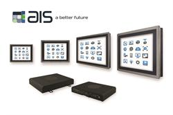 64-Bit Based HMI Touch Panel PCs