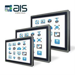 64-Bit Based Industrial Panel PCs