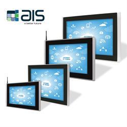 Web Enabled HMI Panel PC