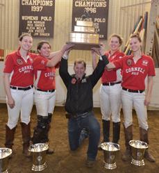 Cornell University Women's Polo Team