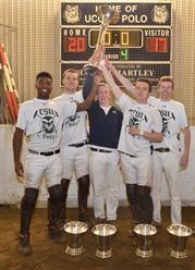 Colorado State University Polo Team - 2015 Champions