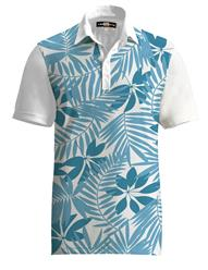 Loudmouth fancy shirt hans & fronds