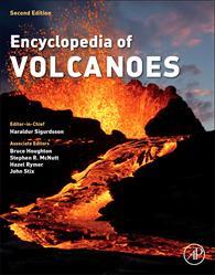 volcano, volcanology, volcanic eruptions, Haraldur Sigurdsson, Elsevier, Bardarbunga eruption