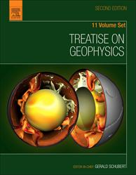 geophysics, geoscience, earth systems, Elsevier