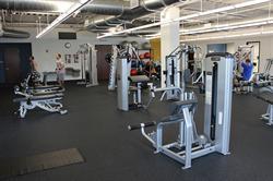 Employee Gym
