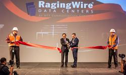 600 Business and Civic Leaders Join RagingWire for the Grand Opening Celebration of Its CA3 Data Center in Sacramento, California