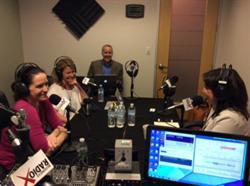 Health Connect South Radio on Midtown Business RadioX Spotlights Liv2BGirl