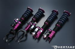 Overtake x Sachs suspension system
