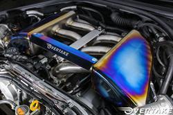 Overtake x Amuse titanium intake manifold for Nissan GT-R