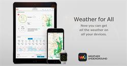 Weather Underground iOS Apps