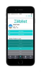 My Lists: Create and share lists in any city around the world,Zeblist
