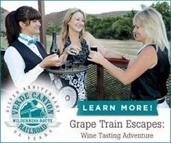 Grape Train Escape Wine-tasting Train