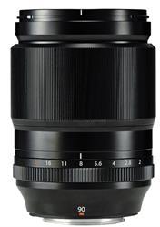 Fuji XF 90mm f/2 R lens
