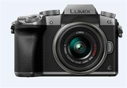 Panasonic Lumix DMC-G7 Mirrorless Micro Four Thirds Digital Camera, Silve