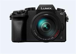 Panasonic Lumix DMC-G7 Mirrorless Digital Camera with 14-140mm Lens