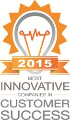 Gainsight 2015 Most Innovative Companies in Customer Success Awards