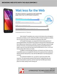 Get a better Web experience on your Android smartphone with ASUS and Intel