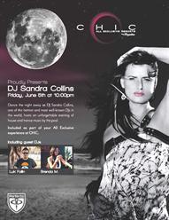 CHIC Punta Cana presents Sandra Collins