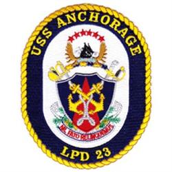 Pronghorn Technologies,USS Anchorage,TRO Marine Sensor