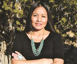 NAJA Announces Amanda Blackhorse as 2015 National Native Media Conference Keynote