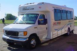Tri-Valley Transit Bus
