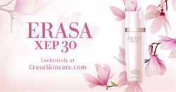 Erasa XEP-30: available exclusively at erasaskincare.com