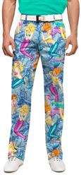 Loudmouth men's pants Pearl Divers