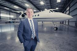 Silver Air, Jason Middleton, private aviation, private jet management, charter