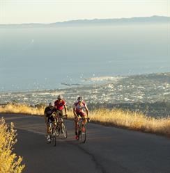 Silver Air, Santa Barbara 100, Santa Barbara, cycling, Gibraltar challenge, hill climb, bike