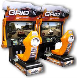 GRID Arcade Racing Simulators