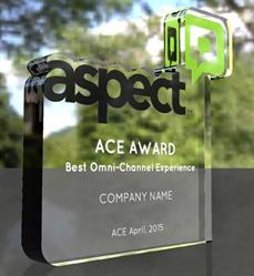 Aspect Software Announces 1st Annual ACE Award Winners