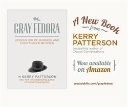 Kerry Patteron's The Gray Fedora