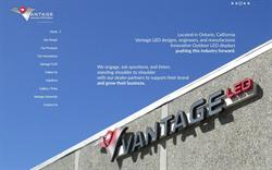 Vantage LED Home Page
