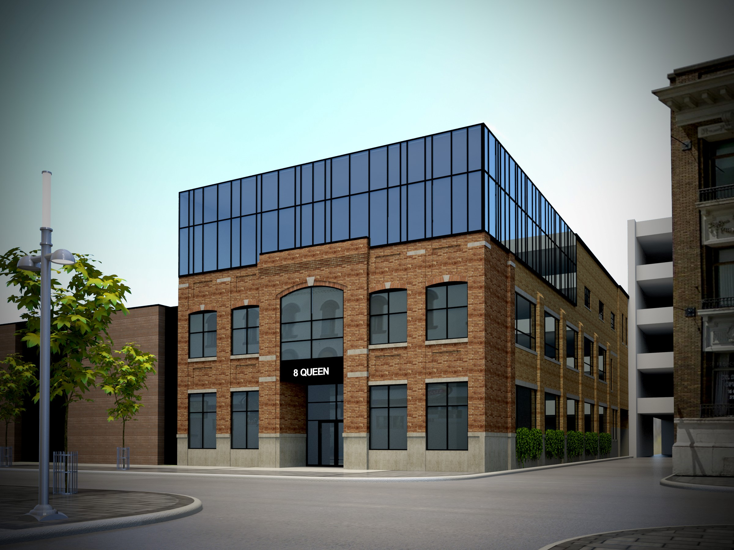 Voisin Capital and Brick by Brick Developments Acquire 8 Queen