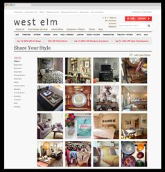West Elm Gallery Page