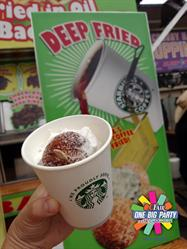 Deep-Fried Starbucks at the OC Fair July 17-August 16